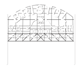Kate Walling | Bristol Virginia Tennessee sign icon