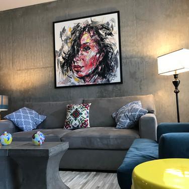 Beledor Artwork Installation