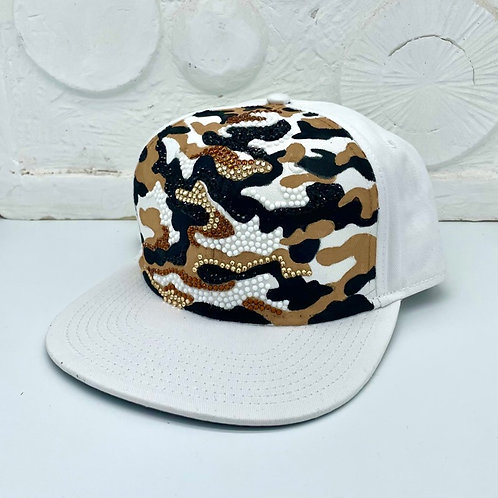 Camouflage  Beige CAP
