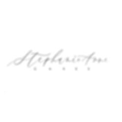 Stephanie Anne Cakes - Calligraphy_Logo_