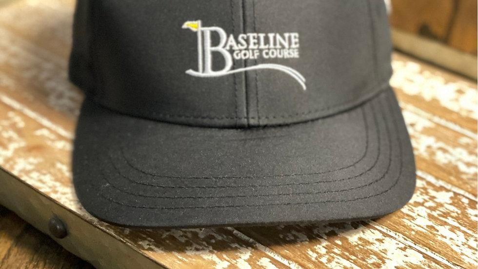 Baseline Logo Hat Black