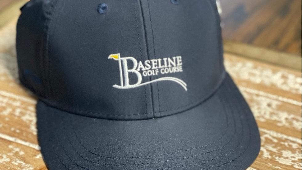 Baseline Logo Hat Navy