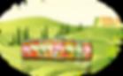 organic baby food jar