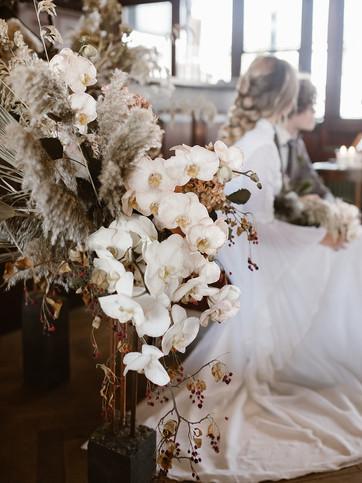 Pop Up bruiloft ceremonie