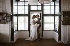 Styled Shoot Pop Up Wedding - Wickie Fot