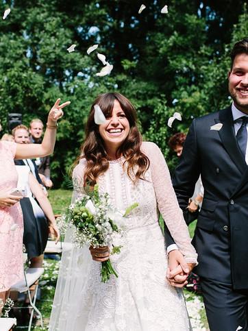 Duurzame Bruiloft