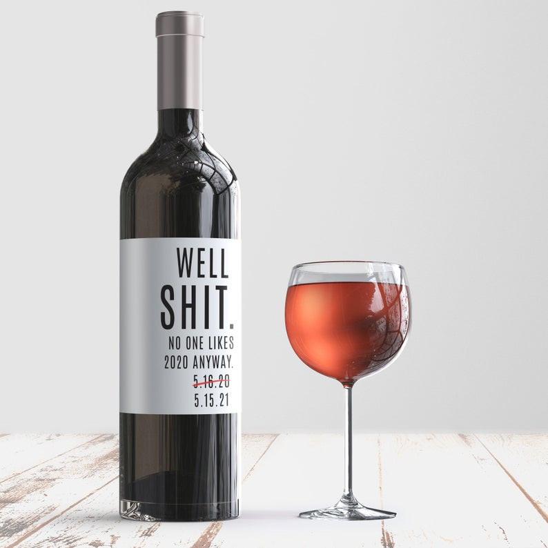 Rode Wijn Shit 2020