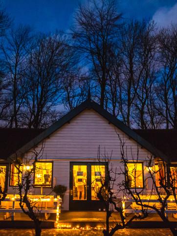 Het boshuis de Olmenhorst