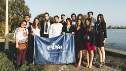 ELSA Türkiye, Constanta'da Gerçekleşen Uluslararası Konsey Toplantısında Temsil Edildi