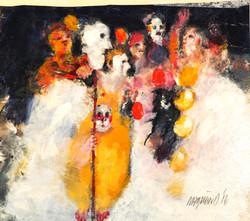 Raymund Richter, Köln, Künstler Male