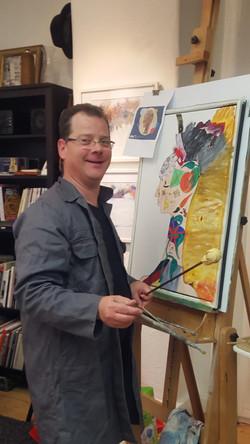 Kurse für Zeichnen und Malen, Malsch