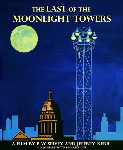 moonlight towers poster