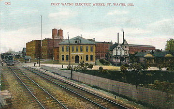 Fort Wayne Electric Works, Fort Wayne Indiana