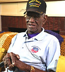 America's oldest living WWII veteran Richard Overton