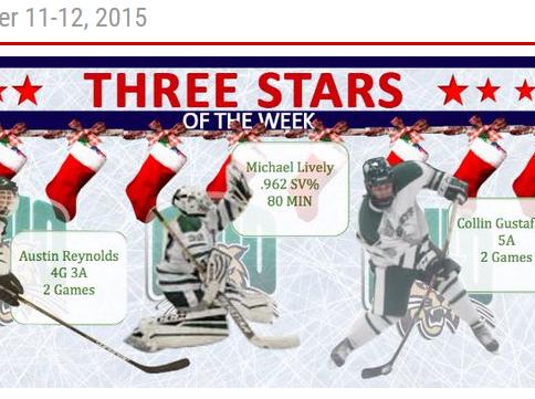 Ohio Earns 3 Stars