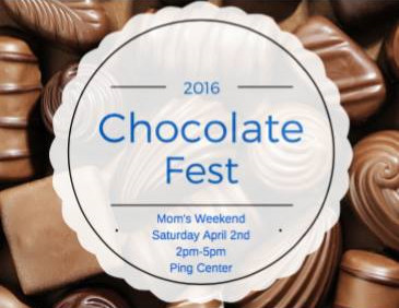 2nd Annual Chocolate Fest
