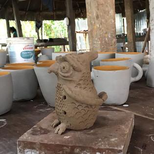 ceramics program