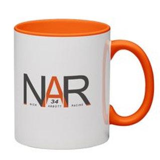 Nick Abbott Racing Mug