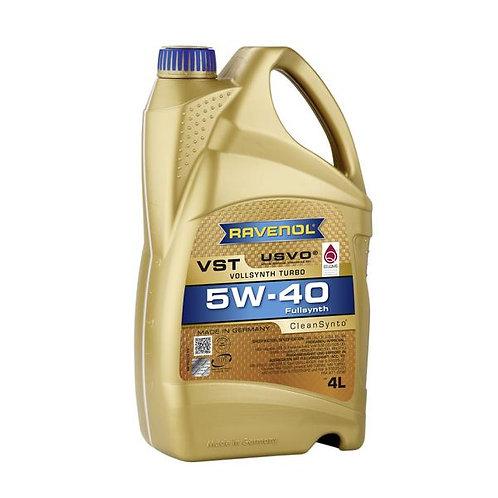 RAVENOL USVO VST 5W-40 Engine Oil - Various oils available, click for more info