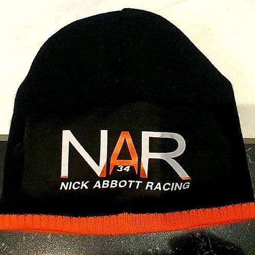Nick Abbott Racing Beanie
