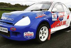 Ford KA Rallycross