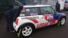 BTRDA Rallycross Round 1 - Blyton Park