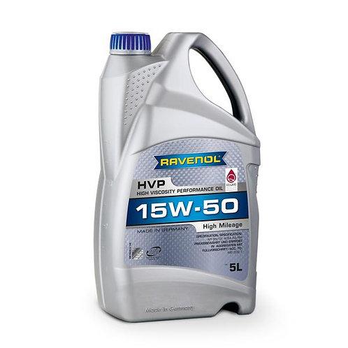 RAVENOL HVP 15W-50 Engine Oil