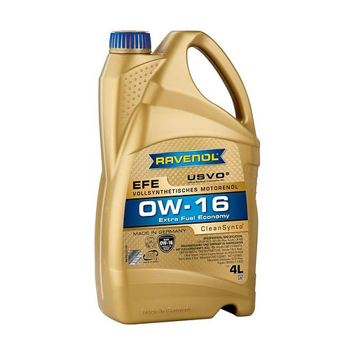 RAVENOL USVO EFE 0W-16 Engine Oil