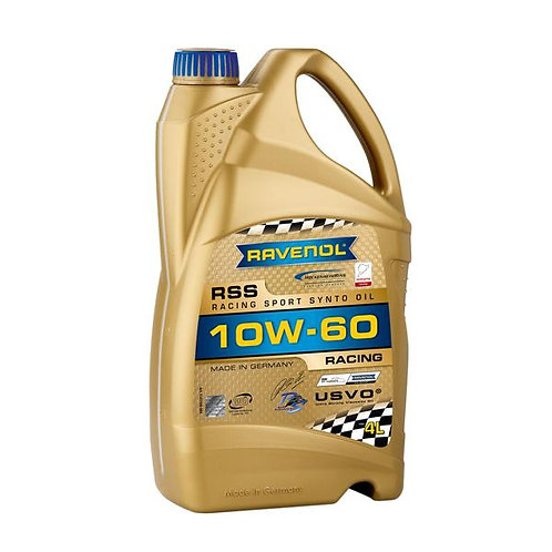 RAVENOL USVO RSS 10W-60 Racing Engine Oil