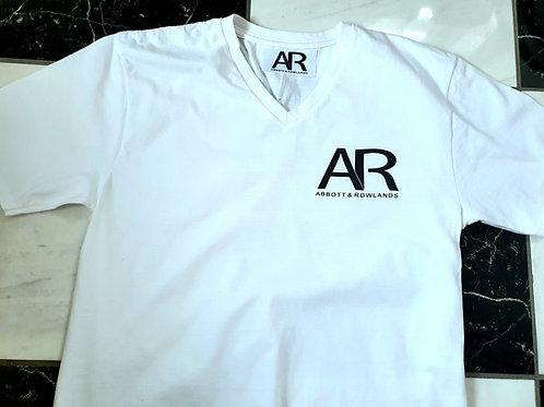Abbott & Rowlands T-Shirt V Neck