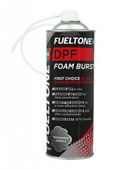 FUELTONE® PRO DPF FOAM BURST