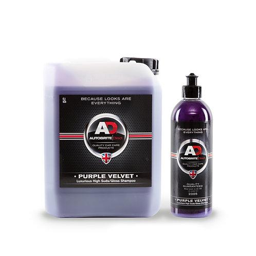 Autobrite Purple Velvet Shampoo