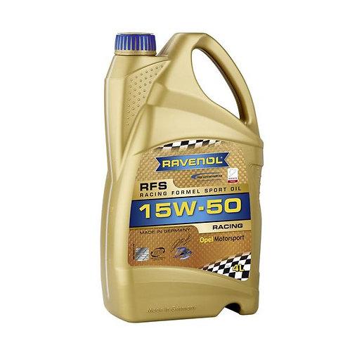 RAVENOL USVO RFS 15W-50 Racing Engine Oil
