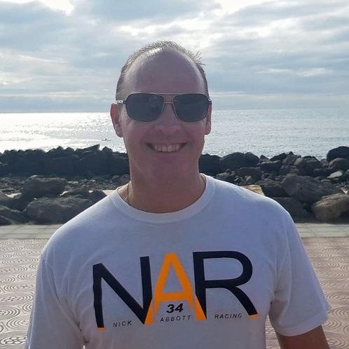Nick Abbott Racing T-Shirt