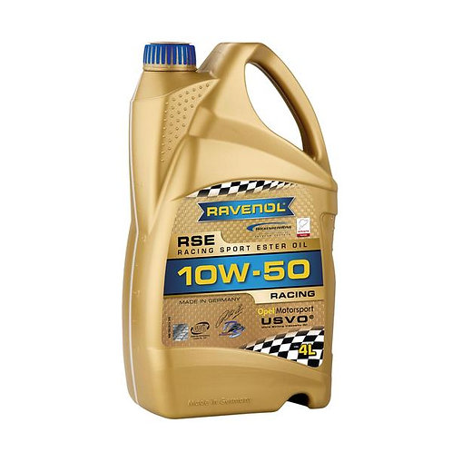 RAVENOL USVO RSE 10W-50 Racing Engine Oil - 5 Litres