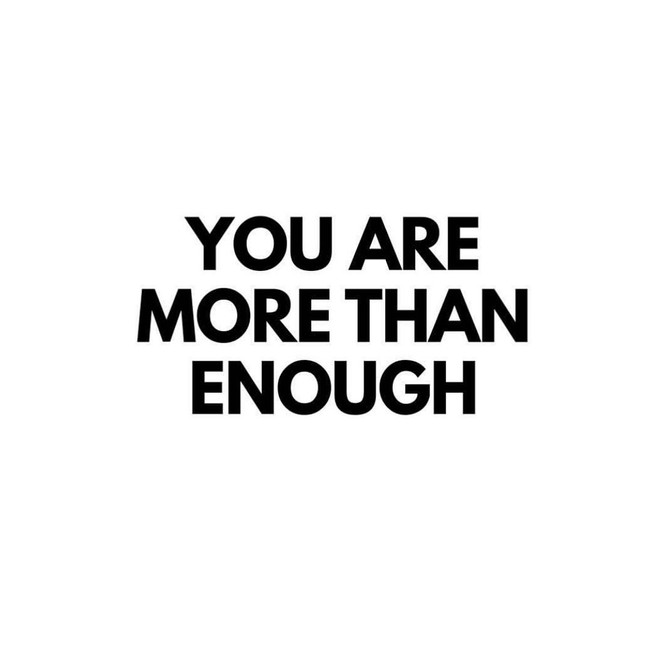 We are ENOUGH