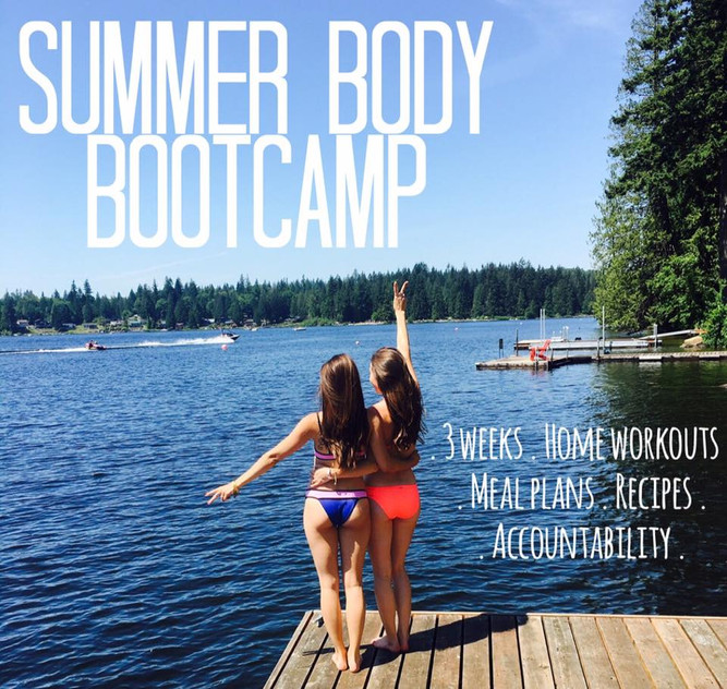 Summer Body Bootcamp