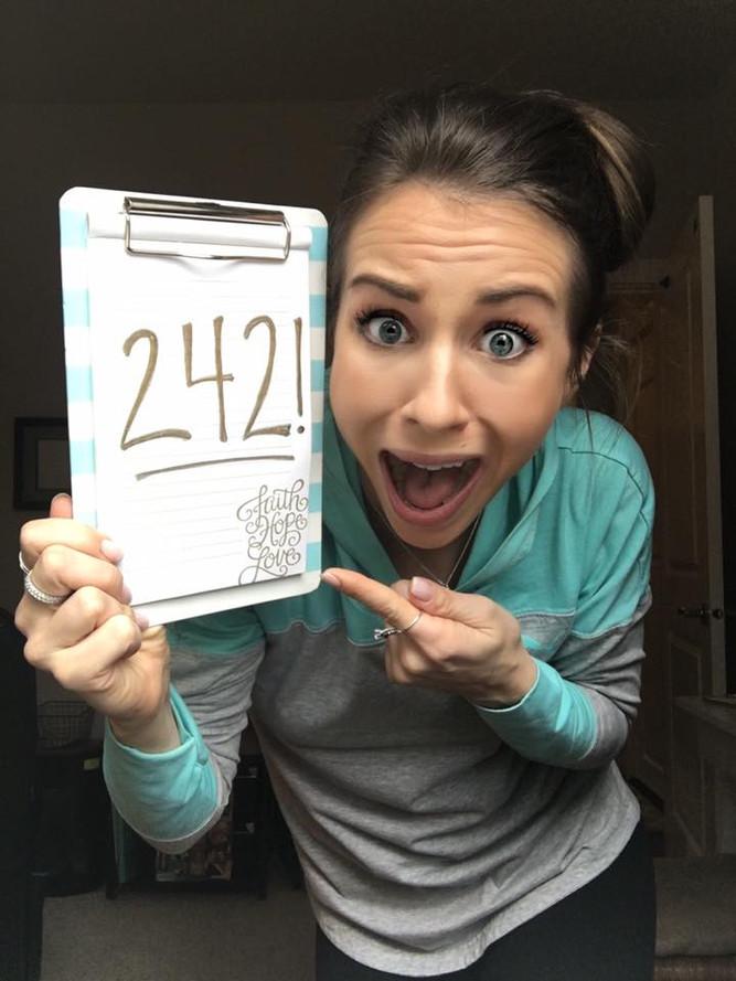 Number 242!!