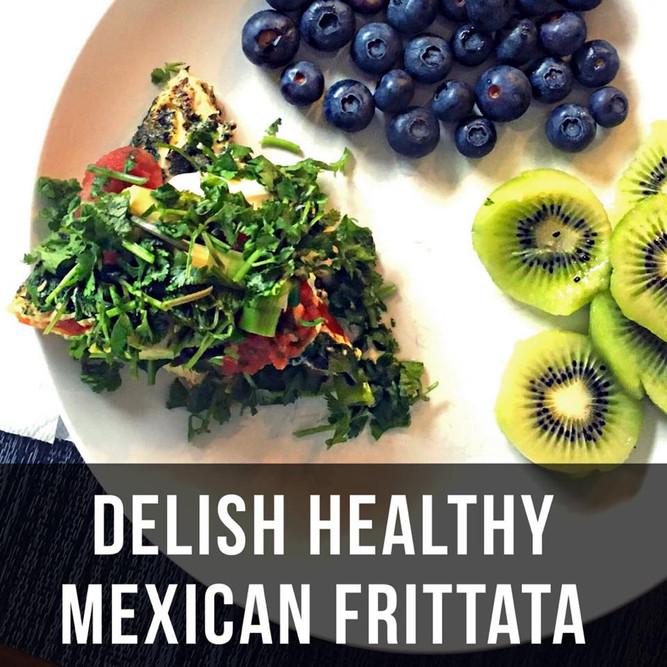 Health Fritatta
