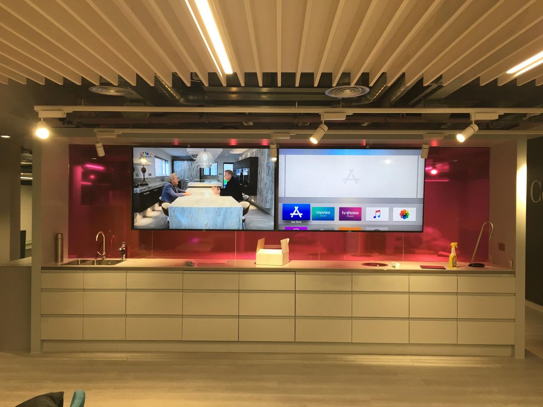Presentation Screens