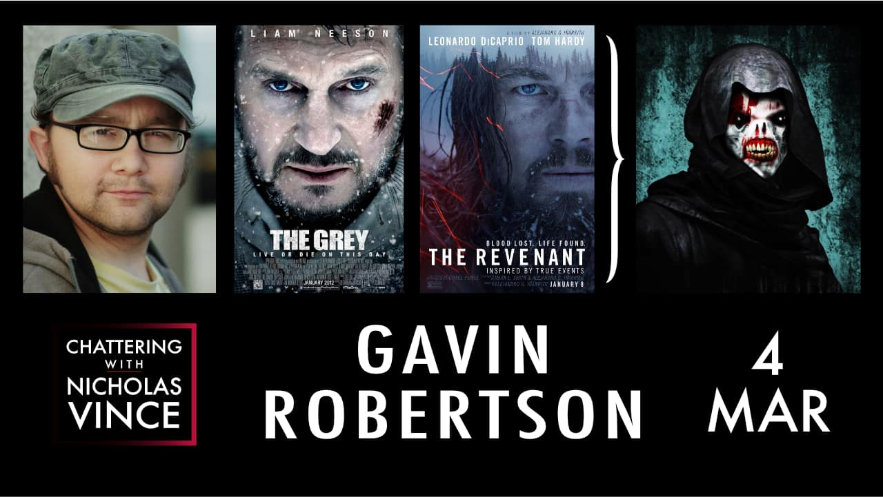 Chattering with Gavin Robertson