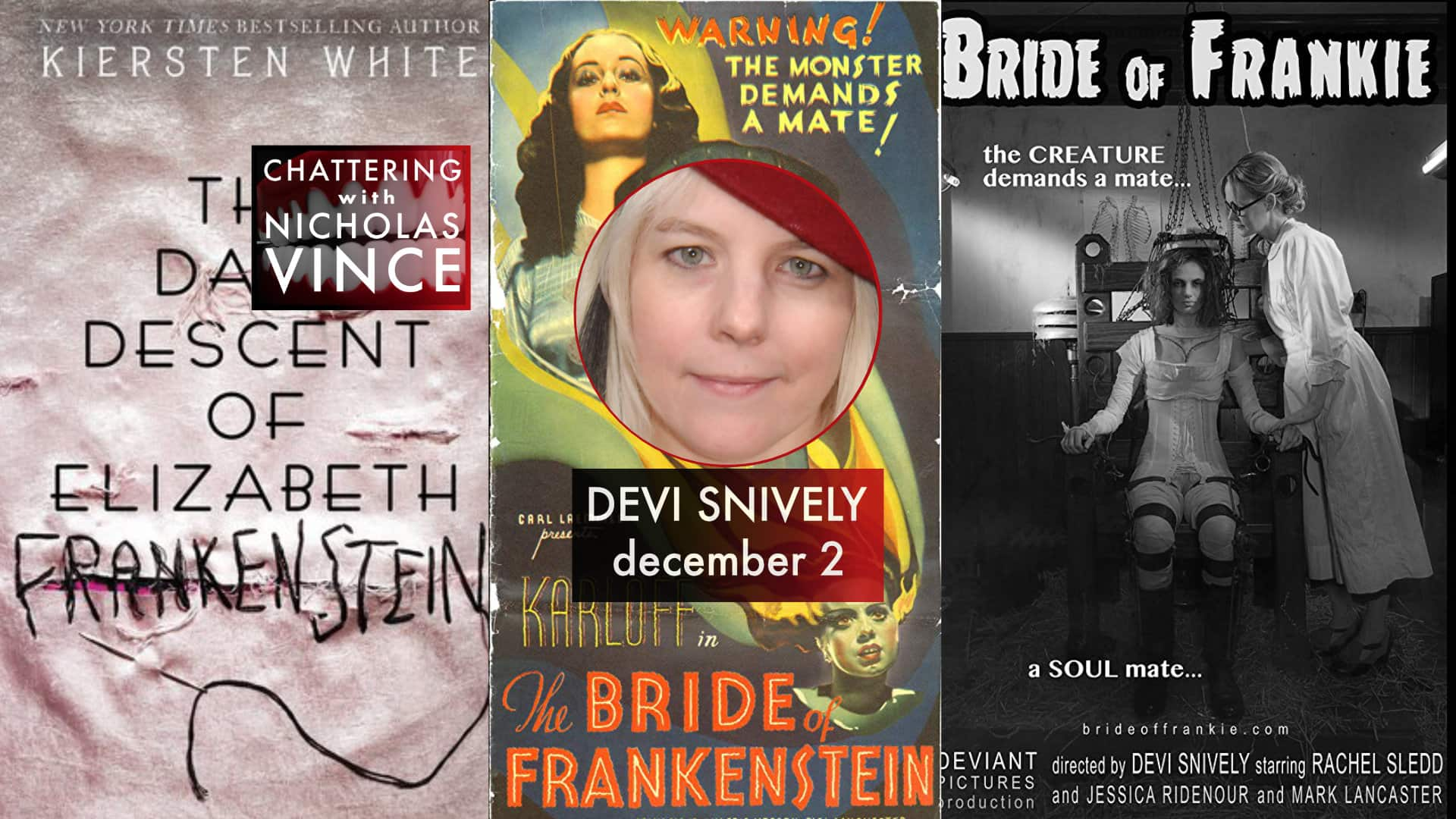 Chattering with Devi Snively