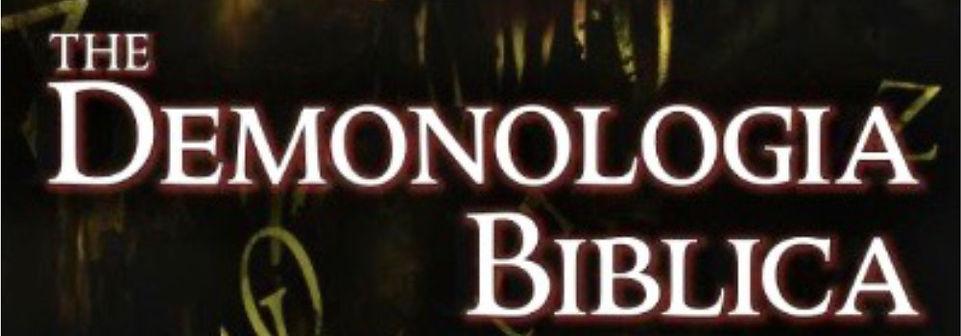 Cover for Demonologia Biblica