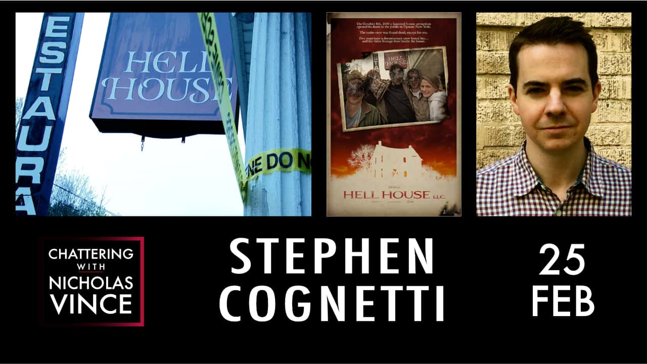 Chattering with Stephen Cognetti
