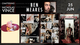 Chattering with Ben Meares