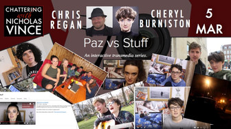 Chattering about Paz vs Stuff