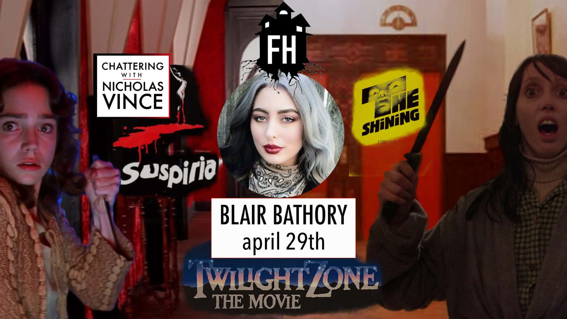Chattering with Blair Bathory