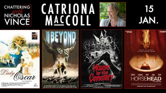 Chattering with Catriona MacColl