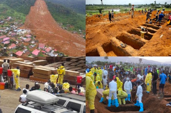 Situation In Sierra Leone