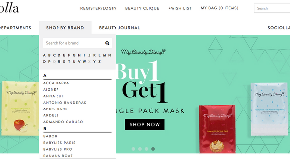 Sociolla.com: Your Online Beauty Destination